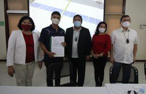 Labing-isang opisyal ng LGU nangakong susuportahan ang programang pabahay para sa mga magsasaka