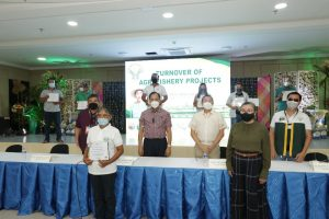 Bohol receives Php209M worth of machines under RCEF