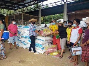 DAR inilunsad ang rice block farming sa Bohol
