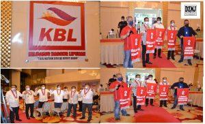 BBM inindorso ng KBL bilang Pangulo